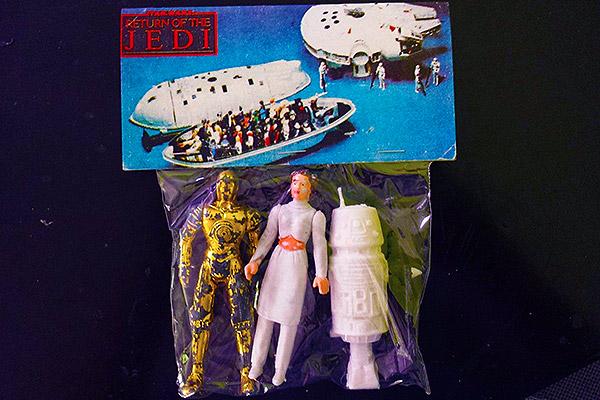 bootleg figurines