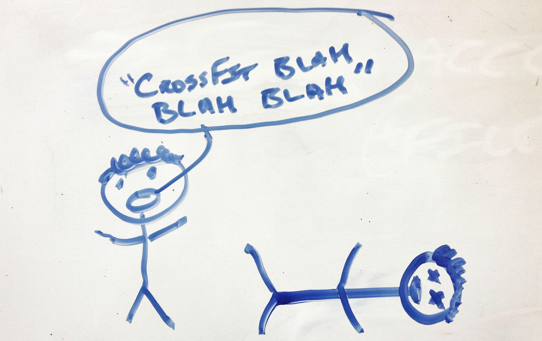 Crossfit Blah Blah