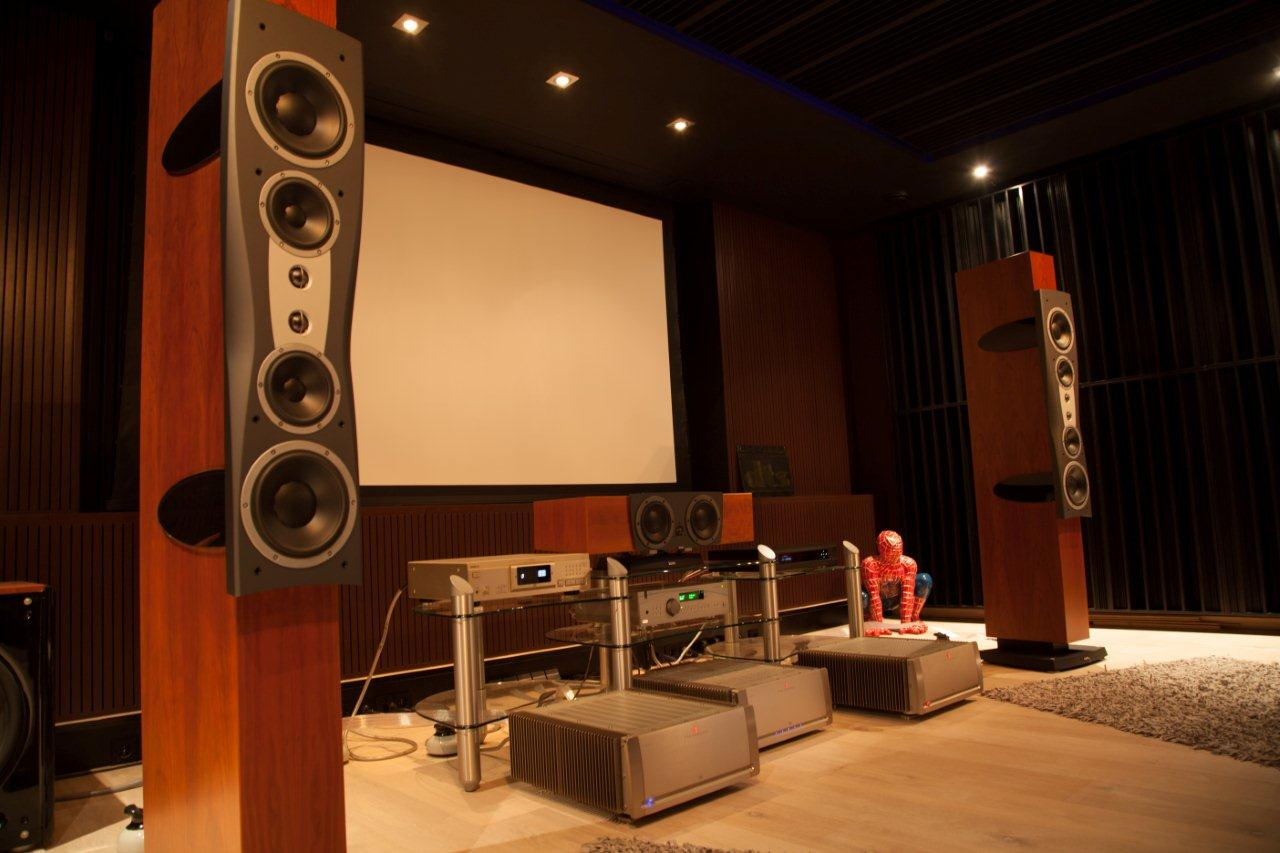Home Theater System Decoration Ideas Installing Best Pictures To Pin