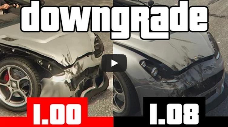 GTA Visual Downgrade
