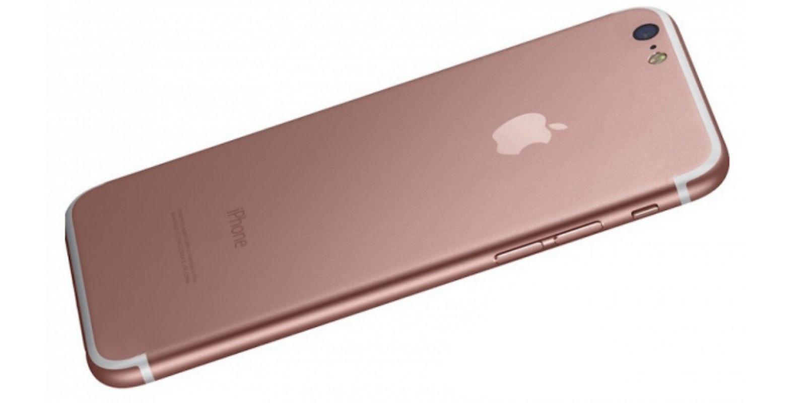 iPhone Flat Camera