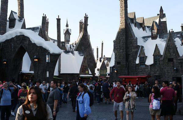 Harry Potter Hogsmeade