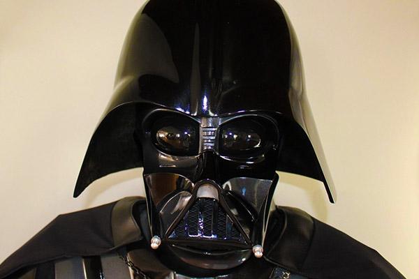 Darth Vader prop replica