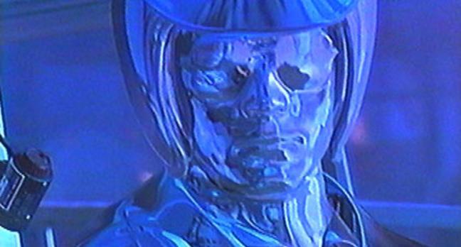 Liquid Metal Terminator