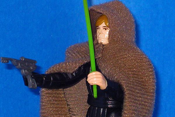 Luke Skywalker in Jedi Knight Outfit