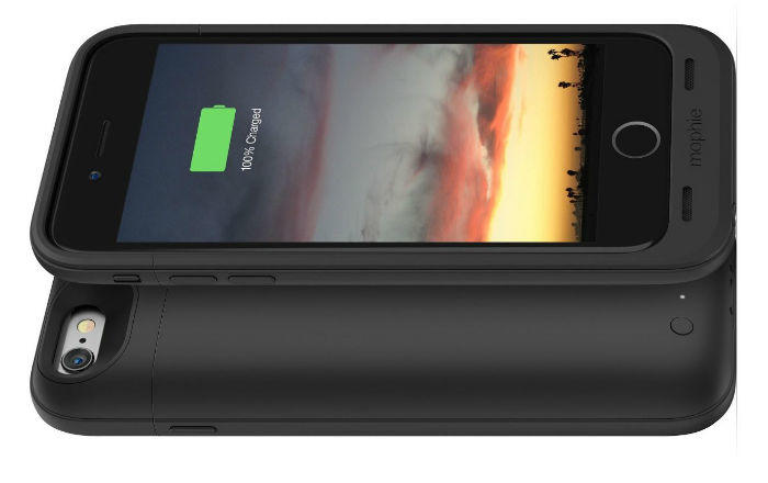Mophie Juice Pack Air battery case