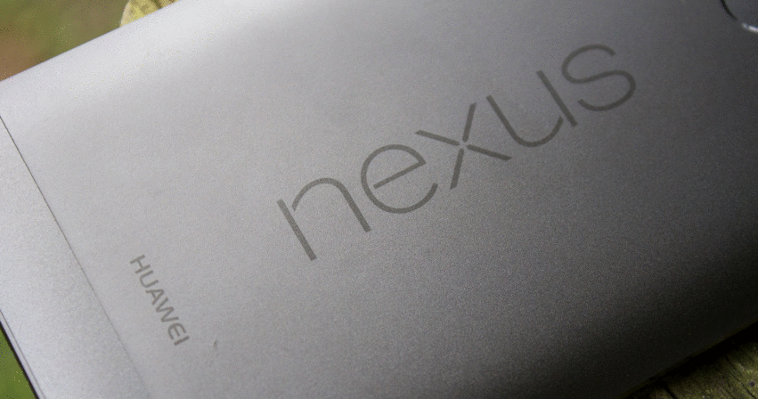 Nexus Phone Branding