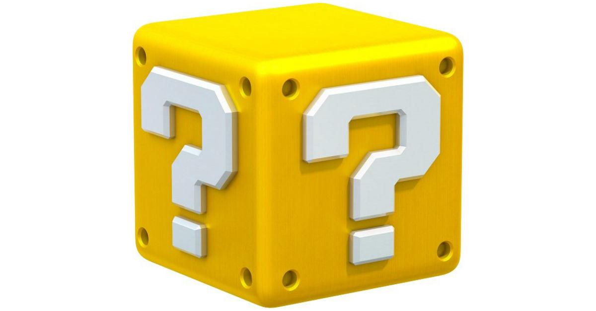 Nintendo Question Block