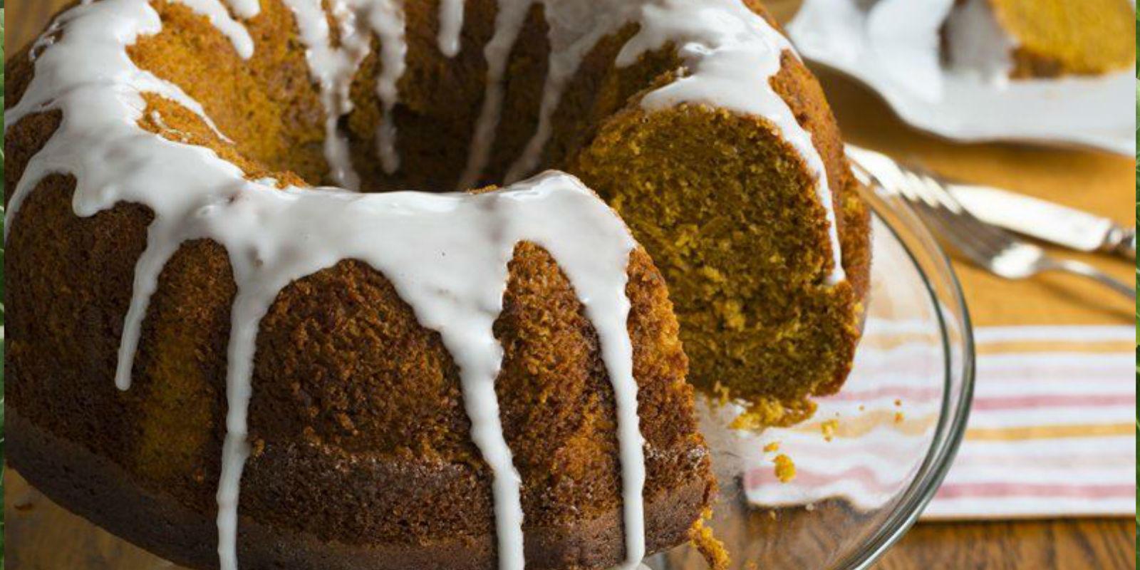 Ring-Shaped Cake