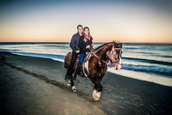 Virginia Horseback Ride