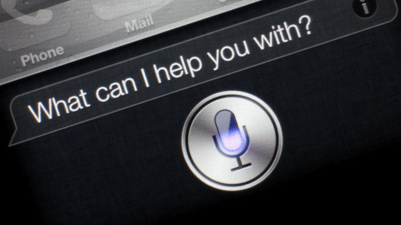 Siri Closeup