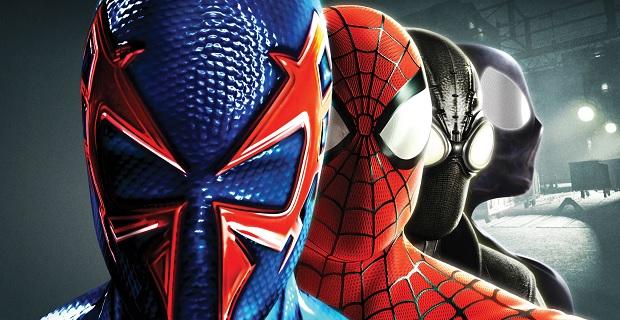 Spider-Men Suits