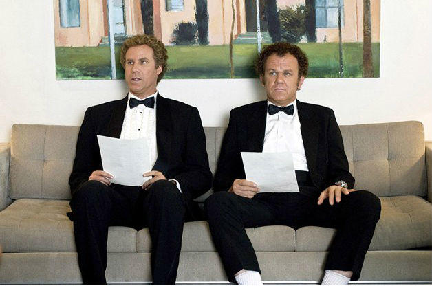 Step Brothers movie job interview