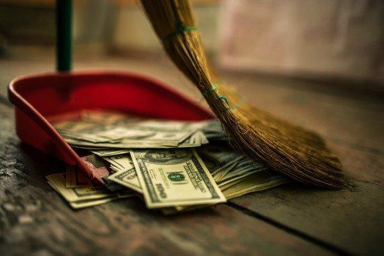 sweep money