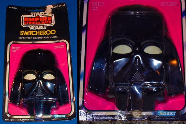 Darth Vader Switcheroo