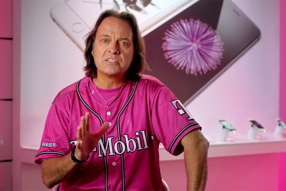 T-Mobile Apple