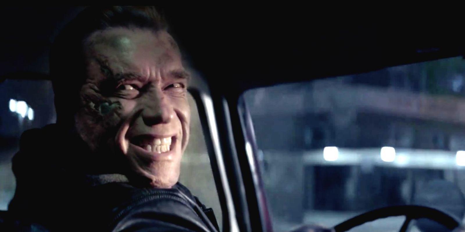 Terminator Smile