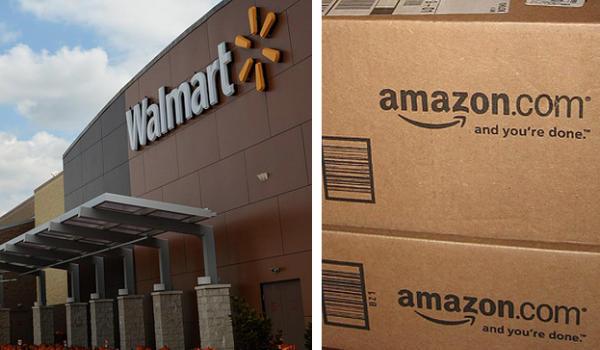 Walmart vs. Amazon