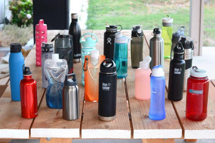 reusable watter bottles
