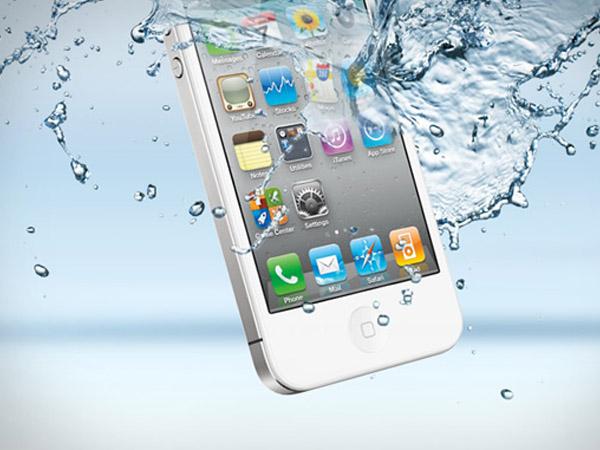 Waterproof iPhone