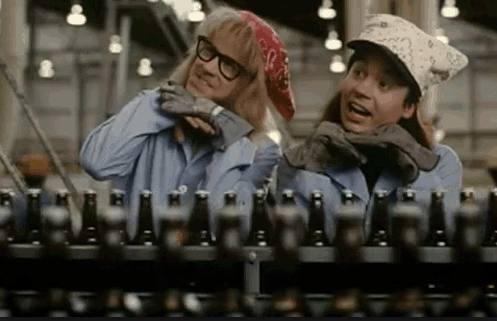 Wayne's World Beer
