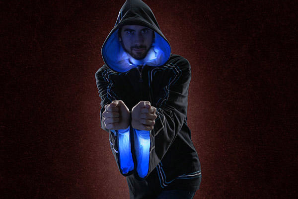 Technomancer 2.0 Digital Wizard Hoodie