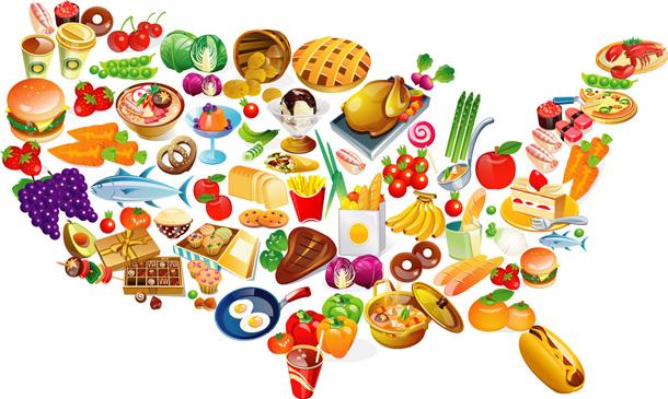 USA food roadmap