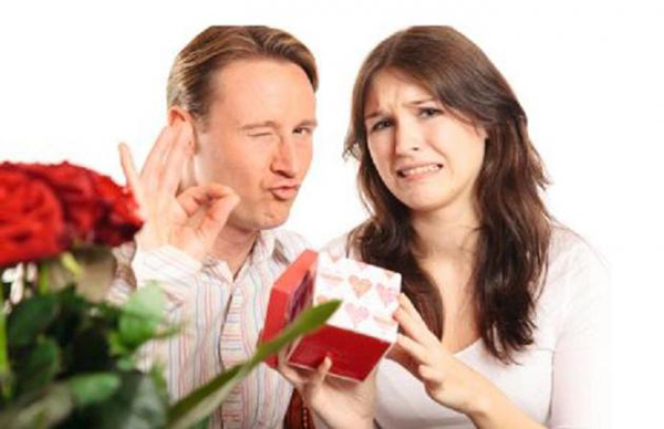 Valentine's Bad Gift